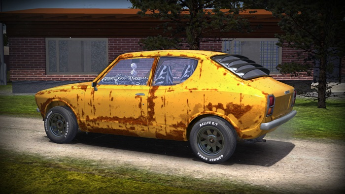 Custom Paint My Summer Car Msc