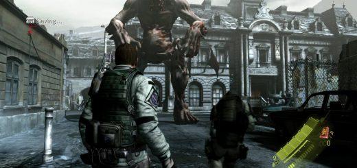 Resident Evil 6-PS3