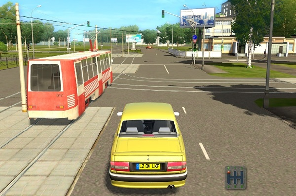 TÉLÉCHARGER VOITURE POUR CITY CAR DRIVING 1.2.2