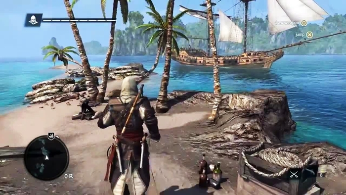 Assassin's Creed 4 Save Game (PS4) – SavegameDownload com