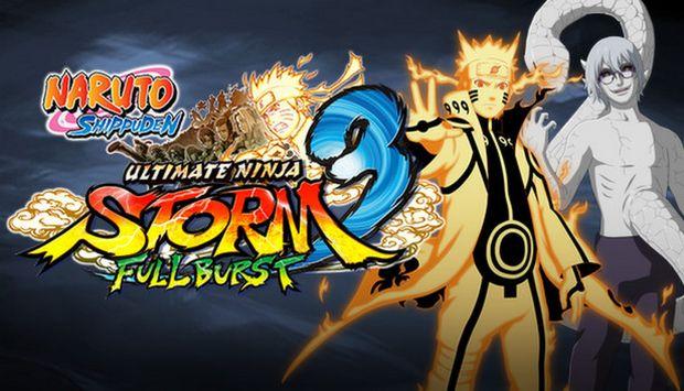 Naruto shippuden: ultimate ninja storm 3 » free download   cracked.
