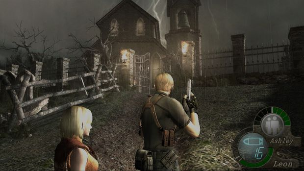 Resident evil 4 ps2 save