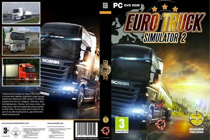 ETS2 Save Game Download - SavegameDownload.com