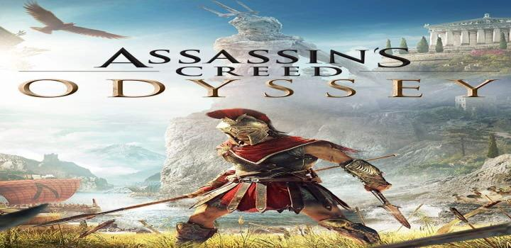 Assassin's Creed: Odyssey Savegame Download 100